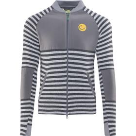 Edelrid Creek Fleece Jacket Men Grey